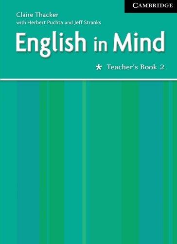 9780521750608: English in Mind Teacher's Book 2