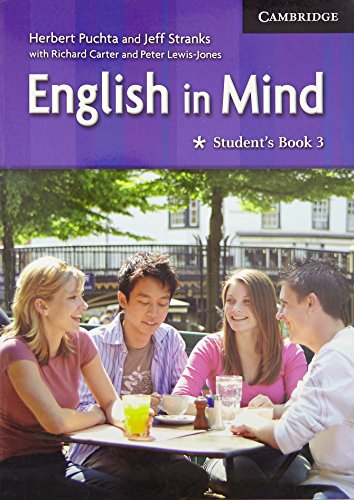 9780521750646: English in mind. Student's book. Ediz. internazionale. Per le Scuole superiori: English in Mind 3 Student's Book