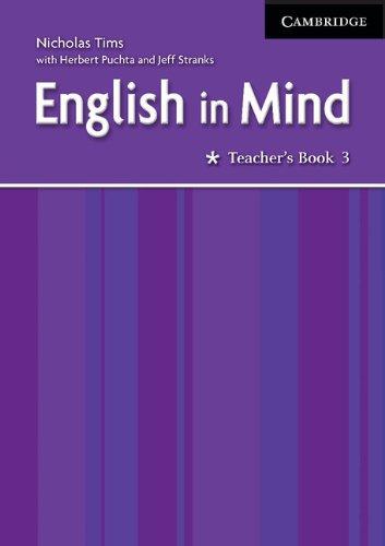 9780521750660: English in Mind 3 Teacher's Book