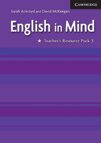 9780521750677: English in Mind 3 Teacher's Resource Pack