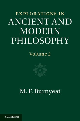 9780521750738: Explorations in Ancient and Modern Philosophy (Explorations in Ancient and Modern Philosophy 2 Volume Hardback Set) (Volume 2)