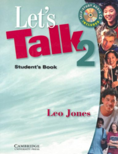 9780521750745: Let's Talk Student's Book with Audio CD