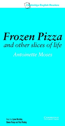 9780521750790: Frozen Pizza and Other Slices of Life Level 6 Audio Cassette (Cambridge English Readers)