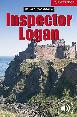 9780521750806: CER1: Inspector Logan Level 1 (Cambridge English Readers)