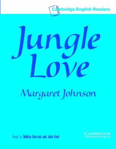 9780521750851: Jungle Love Level 5 Audio Cassette (Cambridge English Readers)