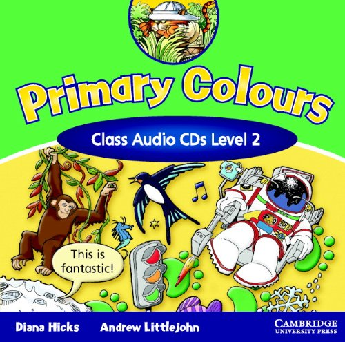 9780521750998: Primary Colours 2 Class Audio CD