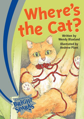 9780521751155: Bright Sparks: Where's the Cat?