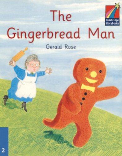 9780521752176: CS2: The Gingerbread Man ELT Edition (Cambridge Storybooks)