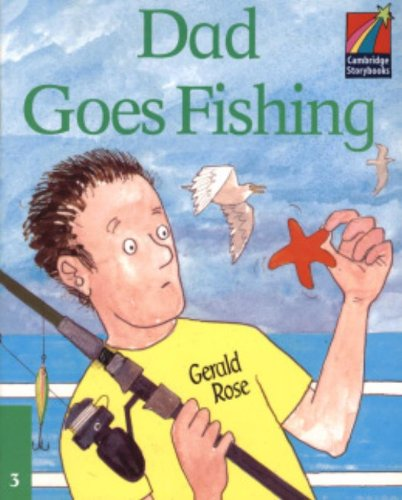 9780521752213: Dad Goes Fishing ELT Edition (Cambridge Storybooks)