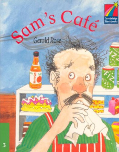 9780521752251: Sam's Café ELT Edition (Cambridge Storybooks: Level 3)