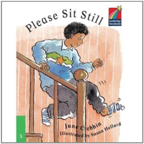 9780521752350: CS3: Please Sit Still ELT Edition (Cambridge Storybooks)