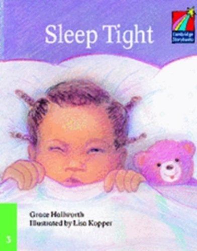 9780521752497: CS3: Sleep Tight ELT Edition (Cambridge Storybooks)