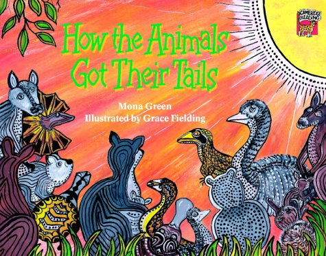 9780521753418: How the Animals Got their Tails India edition (Cambridge Reading)