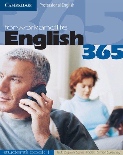 9780521753623: English 365. Student's book. Per le Scuole superiori: 1