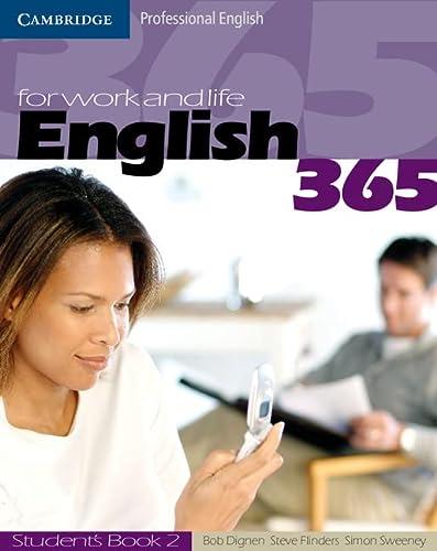 9780521753678: English 365. Student's book. Per le Scuole superiori: English365 2 Student's Book (Cambridge Professional English)