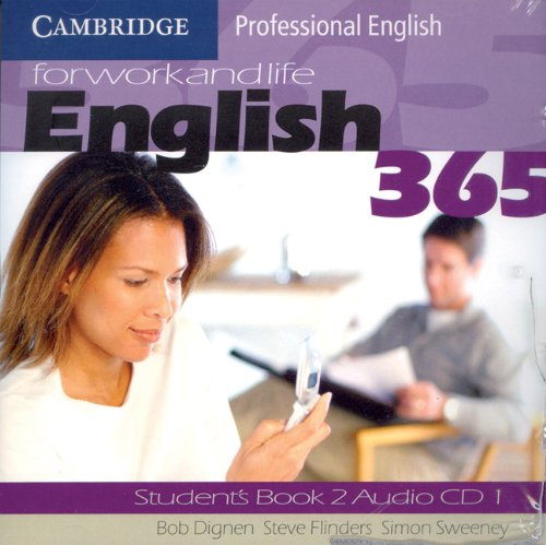 9780521753715: English365 2 Audio CD Set (2 CDs) (Cambridge Professional English)