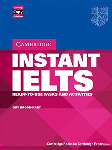 9780521755337: Instant IELTS: Ready-to-use Tasks and Activities (Cambridge Copy Collection)