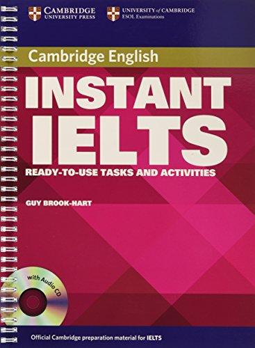 Instant IELTS Pack: GUY BROOK-HART