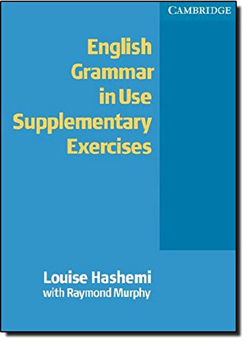 9780521755498: English Grammar in Use Supplementary Exercises Without answers