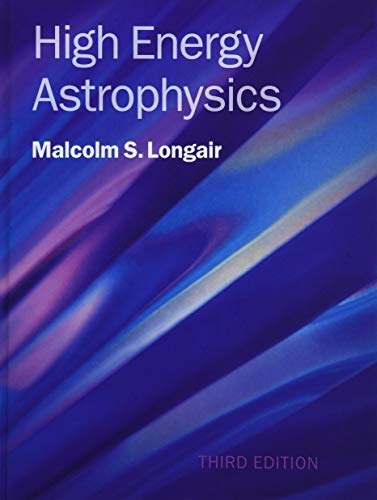 9780521756181: High Energy Astrophysics 3rd Edition Hardback