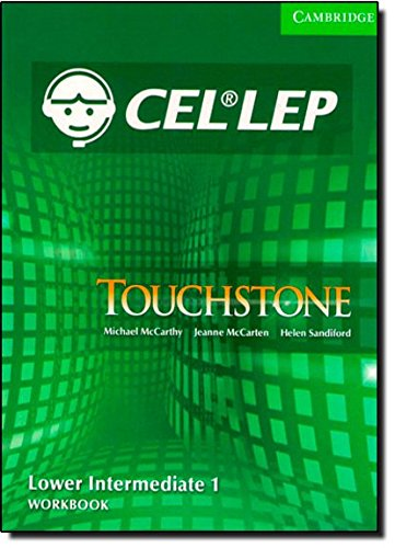 Touchstone Cel Lep Level 3b Workbook (Paperback): Michael McCarthy, Jeanne