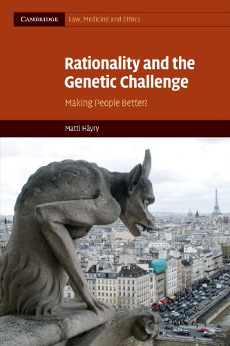 9780521757133: Rationality and the Genetic Challenge: Making People Better?