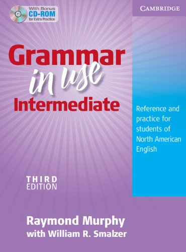 9780521759366: Grammar in Use Intermediate Student's Book without Answers with CD-ROM: Reference and Practice for Students of North American English