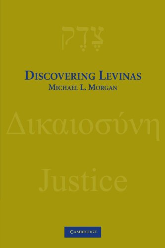 9780521759687: Discovering Levinas