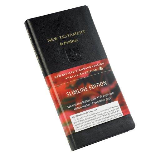 9780521759779: NRSV New Testament and Psalms NR012:NP black imitation leather