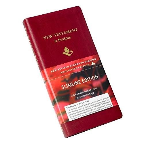 9780521759786: NRSV New Testament and Psalms NR012:NP burgundy imitation leather