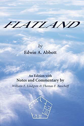 9780521759946: Flatland Paperback (Spectrum)