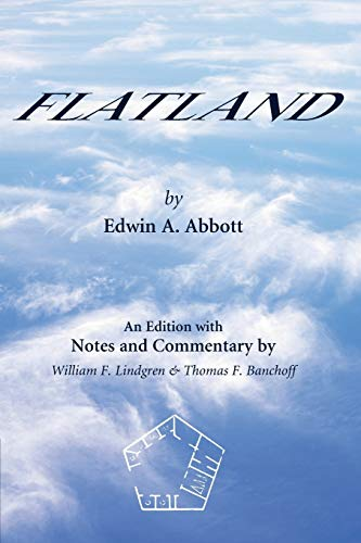 9780521759946: Flatland: An Edition With Notes And Commentary (Spectrum)