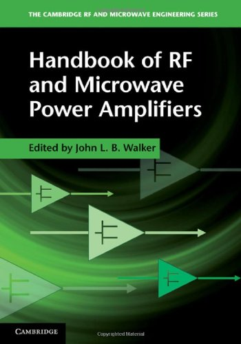 9780521760102: Handbook of RF and Microwave Power Amplifiers