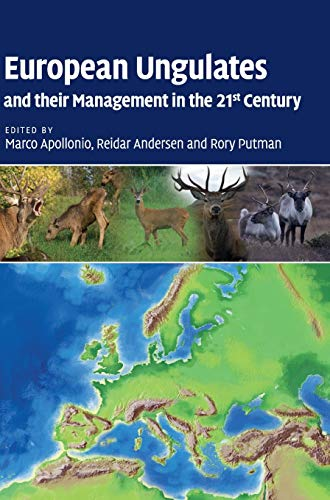 9780521760614: European Ungulates and their Management in the 21st Century Hardback