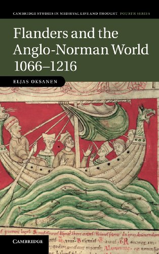 9780521760997: Flanders and the Anglo-Norman World, 1066-1216 (Cambridge Studies in Medieval Life and Thought: Fourth Series)
