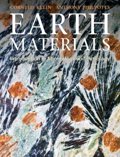 9780521761154: Earth Materials Hardback
