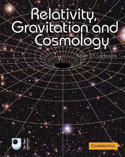 9780521761192: Relativity, Gravitation and Cosmology