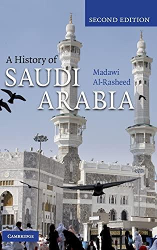 9780521761284: A History of Saudi Arabia