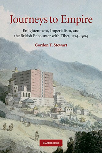 Journeys to Empire: Enlightenment, Imperialism, and the British Encounter with Tibet, 1774-1904: ...