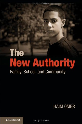 9780521761376: The New Authority: Family, School, and Community