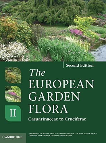 European Garden Flora Flowering Plants
