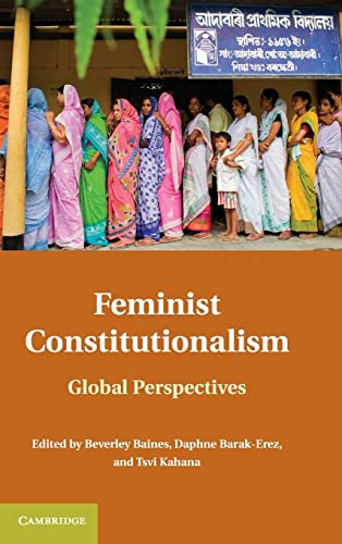 9780521761574: Feminist Constitutionalism: Global Perspectives