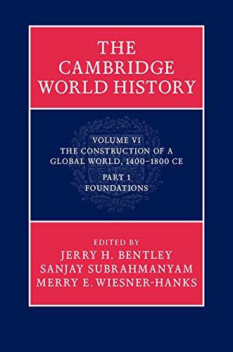 9780521761628: The Cambridge World History (Part 1)