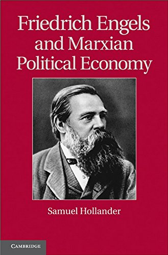 9780521761635: Friedrich Engels and Marxian Political Economy (Historical Perspectives on Modern Economics)