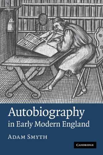 9780521761727: Autobiography in Early Modern England