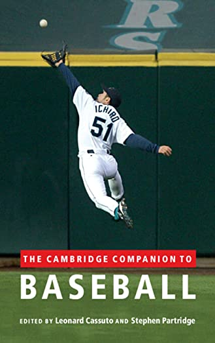 9780521761826: The Cambridge Companion to Baseball Hardback