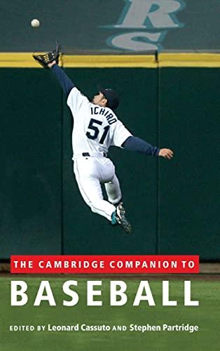 9780521761826: The Cambridge Companion to Baseball