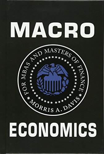 9780521762472: Macroeconomics for MBAs and Masters of Finance Hardback