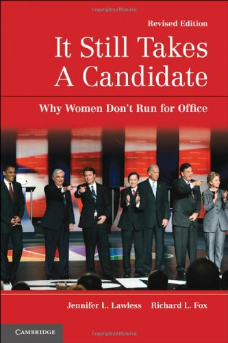 9780521762526: It Still Takes A Candidate: Why Women Don't Run for Office