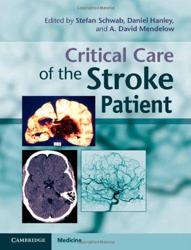 9780521762564: Critical Care of the Stroke Patient (Cambridge Medicine (Hardcover))